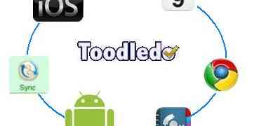 Multi-OS/device Task Management with toodledo
