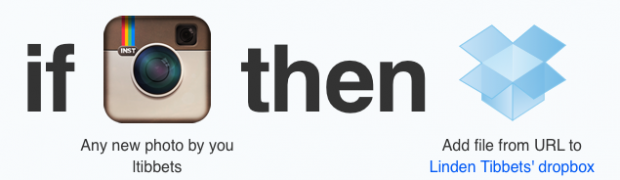 Power by simplicity with ifttt
